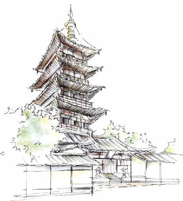 古诗词与地理:姑苏城外寒山寺——寒山寺的由来插图