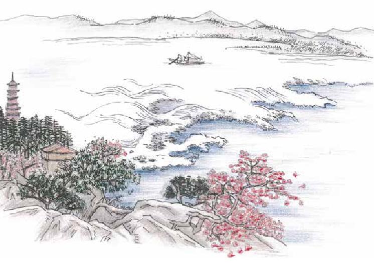 古诗词与地理:东南形胜,三吴都会,钱塘自古繁华——钱塘是一座城还是一条江?插图