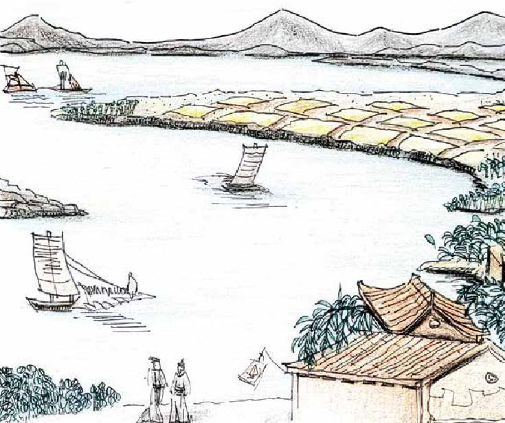 古诗词与地理:卷地风来忽吹散,望湖楼下水如天——望湖楼是观赏西湖的最佳处吗?插图