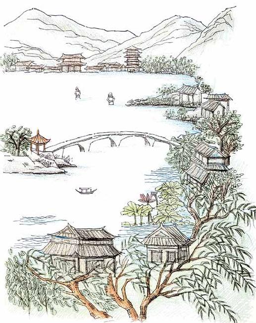古诗词与地理:故垒西边,人道是,三国周郎赤壁——赤壁为什么分文赤壁和武赤壁?插图
