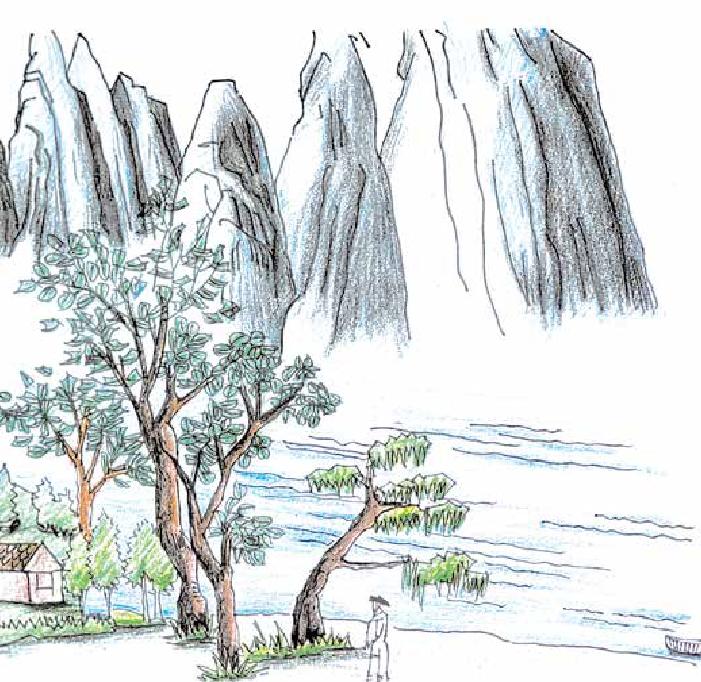 古诗词与地理:五千仞岳上摩天——西岳华山究竟有多高?插图(1)