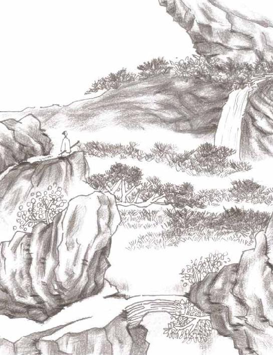 """古诗词与地理:骊山四顾,阿房一炬——""""烽火戏诸侯""""的故事也发生在骊山插图"""