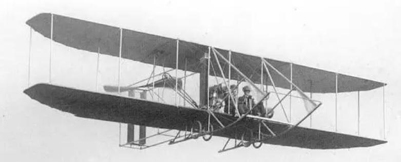 为什么飞机会像鸟那样在天上飞(世界上第一架飞机诞生于哪一年)插图(1)