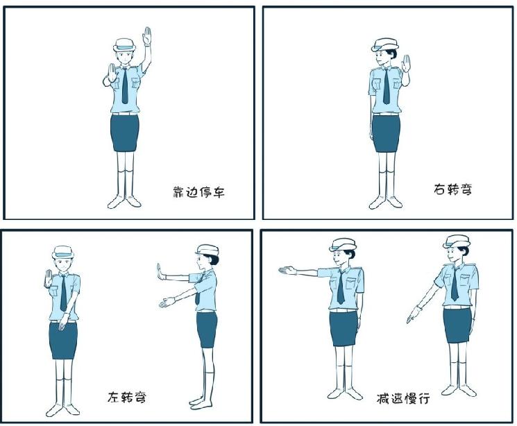 培养注意力的小游戏:我是小小交通警察插图(1)