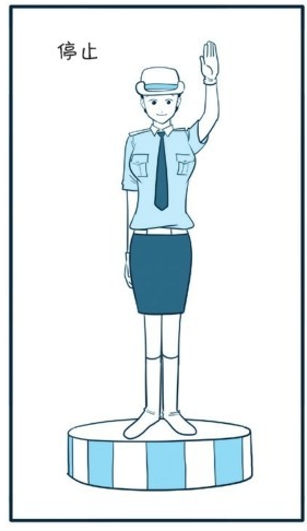 培养注意力的小游戏:我是小小交通警察插图(2)