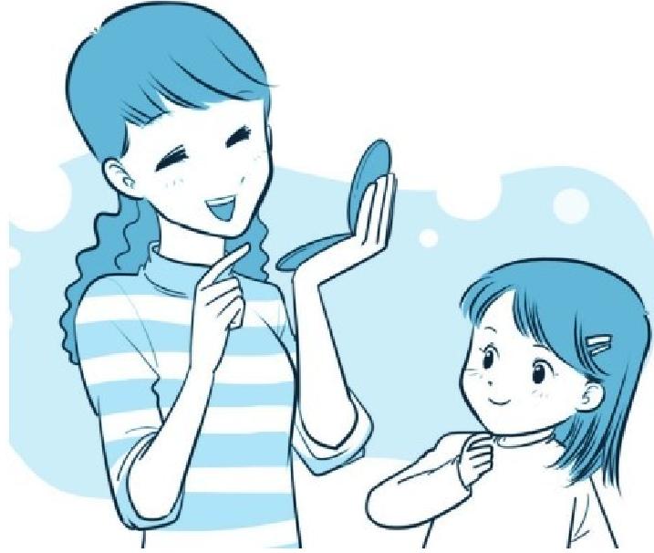 培养注意力的小游戏:神奇的镜子游戏插图(1)