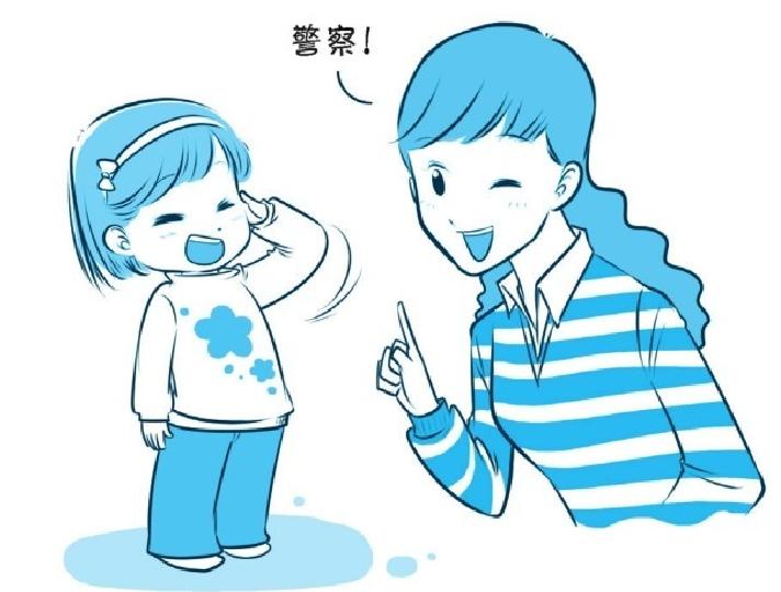 培养注意力的小游戏:警察抓小偷游戏插图(1)