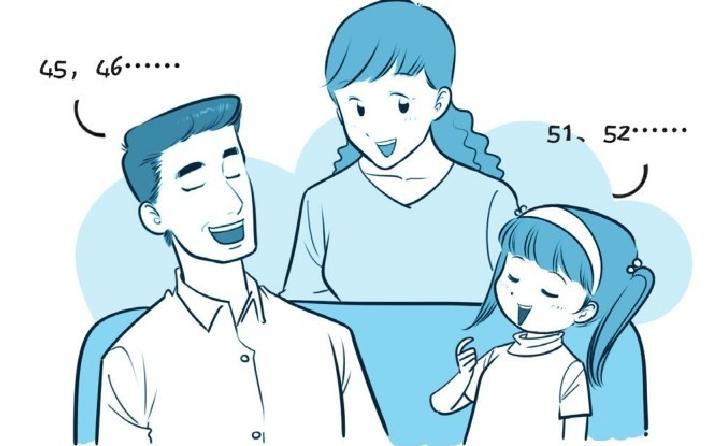 培养注意力的小游戏:试试闭眼一分钟插图(1)