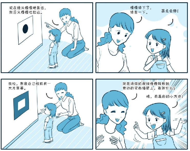 培养注意力的小游戏:看图形,闭眼成像插图(1)