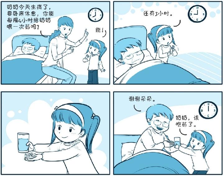 培养注意力的小游戏:帮家长拿东西插图(1)