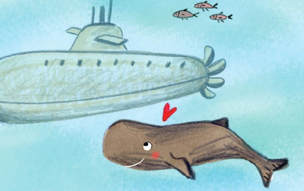 为什么潜水艇能潜到水下呢?(潜水艇的工作原理)插图(2)