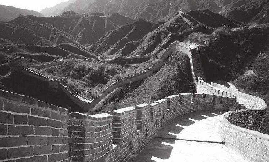 我们现在看到的万里长城都是秦始皇修筑的吗?(万里长城有多长)插图