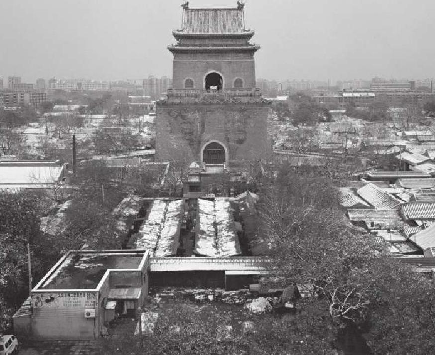 老北京留给大家晨钟暮鼓、清风流云的印象,你知道什么是晨钟暮鼓吗?(晨钟暮鼓的作用是什么)插图
