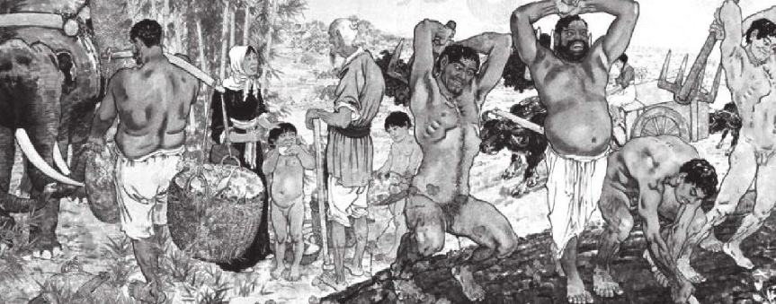 《愚公移山》中的太行、王屋二山真的存在吗?(愚公移山的故事)插图