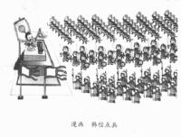 数学趣味故事:韩信巧点兵中的方程奥妙——韩信点兵的故事