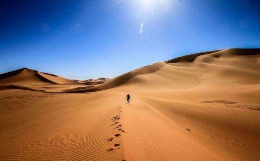 沙漠是怎么形成的?沙尘暴是什么?