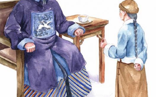 中国名人故事:胸有乾坤的魏源