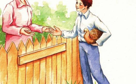 """外国名人故事:从小""""经营""""的洛克菲勒"""