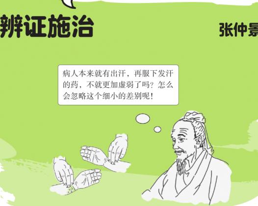 中国名人故事:辨证施治——张仲景的故事