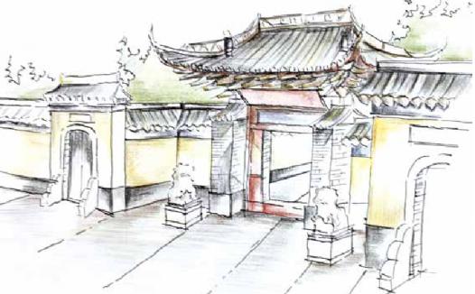 古诗词与地理:题破山寺后禅院——破山寺是由于破旧而得名的吗,破山寺在哪里?