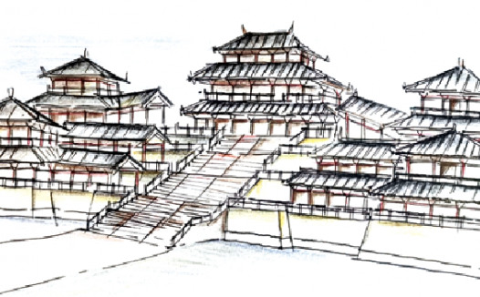 古诗词与地理:南朝四百八十寺——南朝真有那么多寺庙吗?