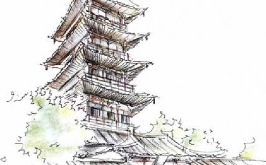古诗词与地理:姑苏城外寒山寺——寒山寺的由来