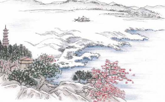 古诗词与地理:东南形胜,三吴都会,钱塘自古繁华——钱塘是一座城还是一条江?