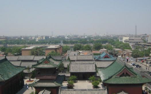 古诗词与地理:暖风熏得游人醉,直把杭州作汴州——北宋都城汴州有多厉害?