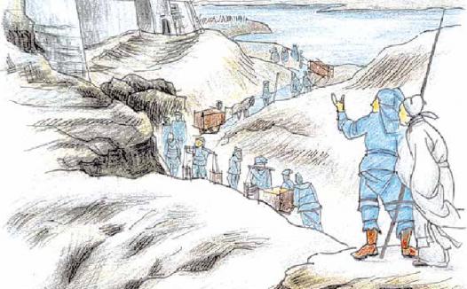 """古诗词与地理:山一程,水一程,身向榆关那畔行——榆关为什么被誉为""""万里长城第一关""""?"""